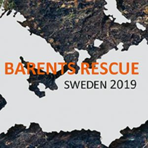 Idag inleds samarbetet Barents Rescue Week i Kiruna