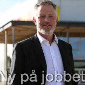 Han är ny VD för IFU Arena AB
