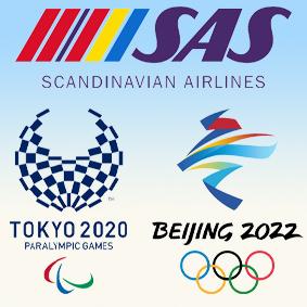 SAS BLIR HUVUDPARTNER TILL SVERIGES PARALYMPISKA KOMMITTÉ INFÖR PARALYMPICS I TOKYO 2020