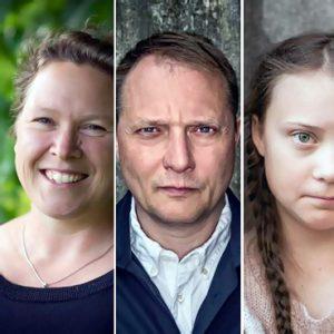 WWF: Greta Thunberg, Magnus Carlson och Pella Thiel är Årets Miljöhjältar