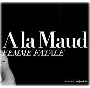 UKK: New York-band och världsmästare i kroppsmålning gästar À la Maud