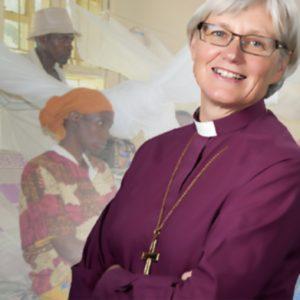 Ärkebiskopen deltar i FN:s internationella befolknings- och utvecklingskonferens
