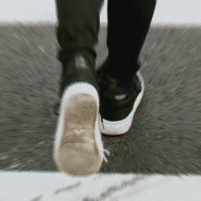 STATISTIK: Fler fotgängare skadas när vintertiden börjar