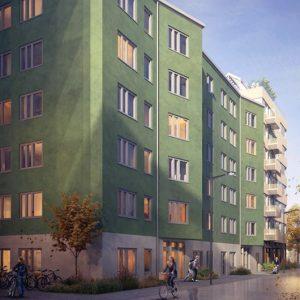 Sveafastigheter och Rudbeckia köper tomt i Rosendal
