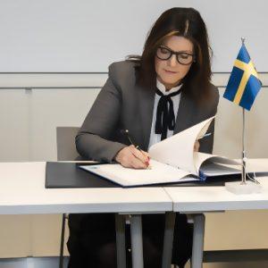 Förnyat avtal om utbildning mellan Sverige, Finland och Norge