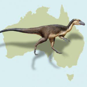 Uu: Första bevisen för befjädrade polardinosaurier hittade i Australien