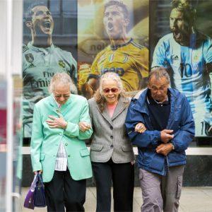 Ny analys visar att åldersgruppen över 80 år växer snabbt i alla större svenska städer