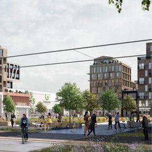 Uk: Gottsundas stadsutveckling fram till 2035 har klubbats