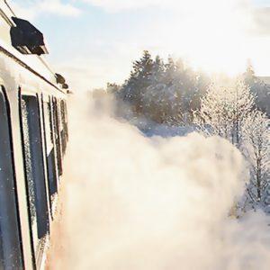 TÅGRESOR | Snabbare tåg i Gävle