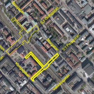 CITY | Nu tas det första spadtaget för ökad trafiksäkerhet vid järnvägsövergångar