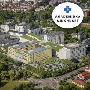 EKONOMI | Så ska Akademiska sjukhuset nå en ekonomi i balans