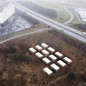 Unikt batterilager anläggs i Uppsala