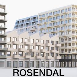 Fastighetsbolaget Wallenstam får helhetsansvar för handel på Rosendals torg