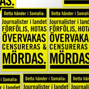 AFRIKA | Dödliga attacker, korruption och censur – Journalister extremt utsatta i Somalia