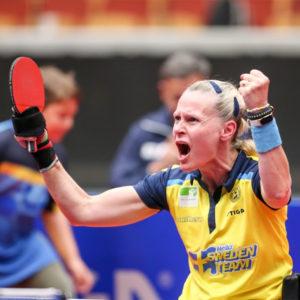 SPORT | Bordtennisen etablerar sig i Uppsala 2021–2024