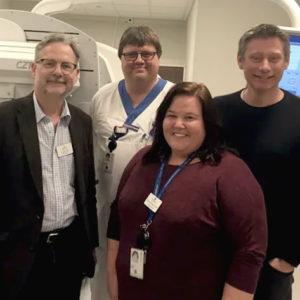 UAS störst i Norden på intern strålbehandling mot neuroendokrina tumörer