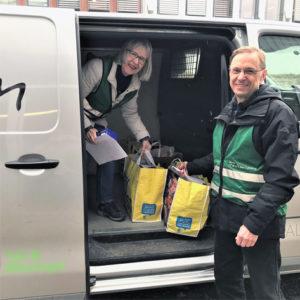 SOLIDARITET | Uppsala Stadsmission har startat en volontärpool