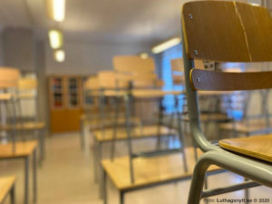 UPPSALA | Gymnasieskolan fortsätter med viss distansundervisning