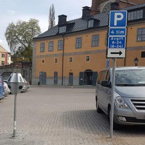 CITY |  Kommunen inför 1-kronas parkering i centrum