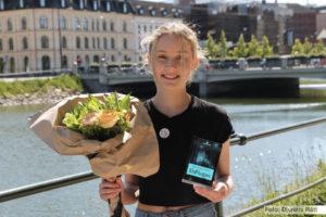 ENGAGEMANG | 15-åriga Ella från Lund vinner Djurens Rätts pris Eldflugan