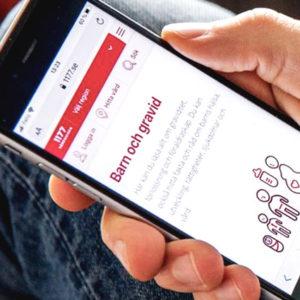 SAMHÄLLE | 1177:s e-tjänster en självklar del av hälso- och sjukvårdens erbjudande