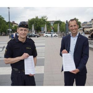 CITY | Förnyat löfte till medborgarna om ett tryggare resecentrum