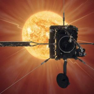 RYMDEN | Satelliten Solar Orbiter närmar sig solen
