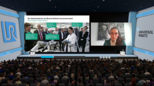 16–18 juni GRATIS MÄSSA   Världens största virtuella mässa om kollaborativa robotar