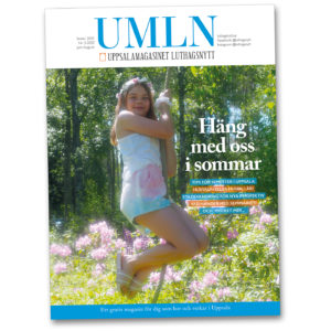 UMLN | Nytt nummer ute på fredag!