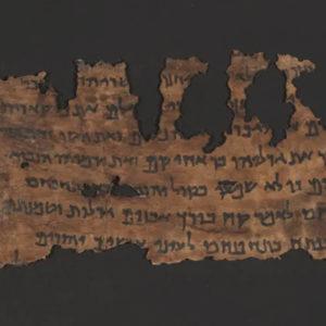 GENETIK • HISTORIA | DNA från Dödahavsrullarna ger ledtrådar till historiska gåtor