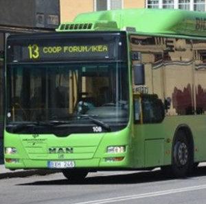SENIOR | Billigare busskort för seniorer från 1 januari 2021