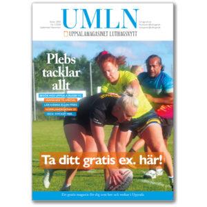 UMLN #3 — Ute fredag 25 september