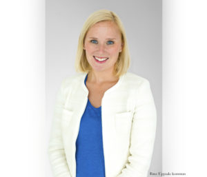 Uk | Kommunalrådet Caroline Hoffstedt (S) lämnar politiken