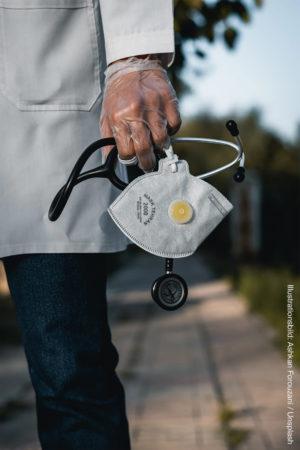 MEDICIN • FORSKNING | Beslutsförmåga viktigt för att hindra spridning av covid-19 inom vården
