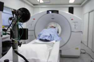 MED. BEHANDLING | Första patienten opereras i MR-hybriden på Akademiska