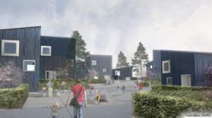Uk: Avtal klart för ytterligare bostäder i södra Gunsta