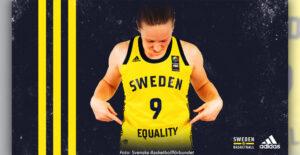 IDROTT | Basketlandslagens nya landslagsdräkter – för jämlikhet