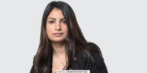SVERIGE | Nooshi Dadgostar vald till ny partiledare för Vänsterpartiet