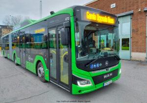 KOLLEKTIVTRAFIK | GUB ökar antalet hybridbussar