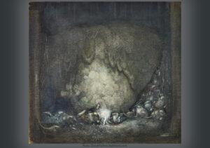 KONST | Nyupptäckt målning av John Bauer säljs på auktion