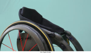 REKLAM MEN BRA: Ultralätt rullstol vinner Mobility Unlimited Challenge