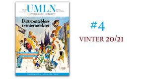 UMLN VINTER # 4 | Idag kommer årets sista pappersedition ut!