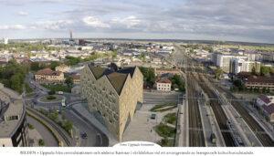 ANSÖKAN | Uppsala ansöker om att bli kulturhuvudstad och arrangera boexpo