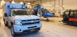 SJUKVÅRD | UAS samarbetar med Försvarsmakten om ambulanstransporter