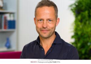 NY PÅ JOBBET | Möt Sveriges nya statsepizootolog