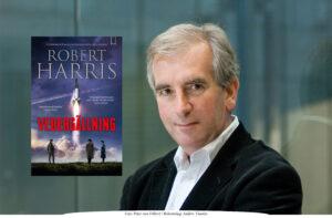 LITTERATUR | Robert Harris aktuell med thriller om andra världskriget