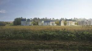 UPPSALA | Omarbetad detaljplan värnar Eriksbergs naturvärden