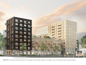UPPSALA SYD   HMB får nytt bostadsprojekt i Uppsala