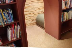 KULTUR | Nu öppnar nya barnavdelningen Läsfabriken på Stadsbiblioteket
