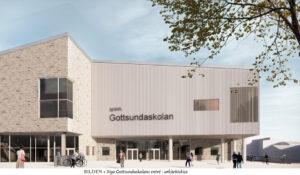 UPPSALA SYD | Nytt steg på vägen mot nya Gottsundaskolan